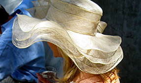 ObitKit, Susan Soper: lady in hat at party