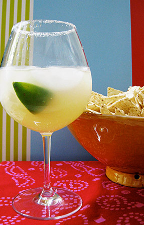 ObitKit, Susan Soper: ice cold margarita & chips